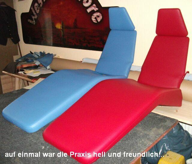 Sthle mit kunstleder beziehen interesting sthle neu beziehen kunstleder kleine gensse stuhl - Stuhle selber polstern ...
